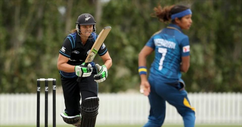 NZ Women seal another 10-wkt. win over SL Women